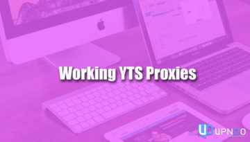 Working YTS Torrent proxy sites