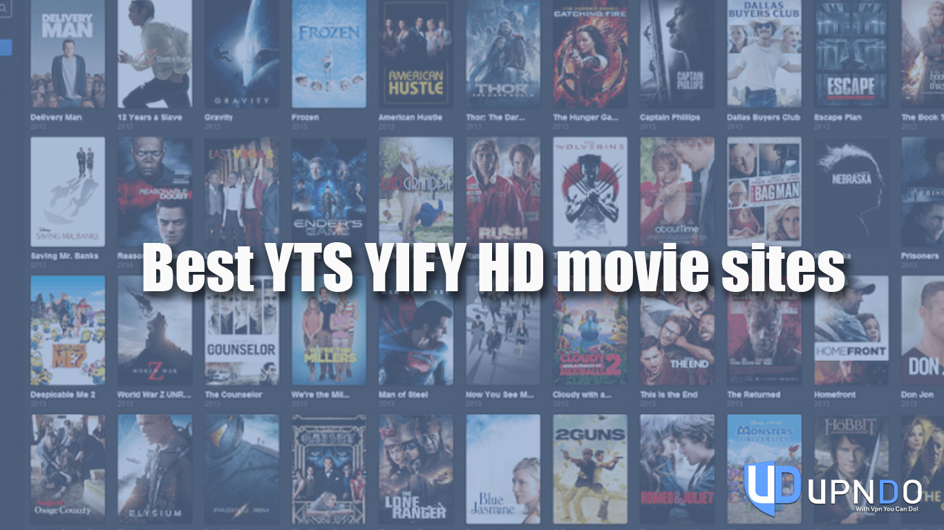 Best YTS YIFY HD movie sites